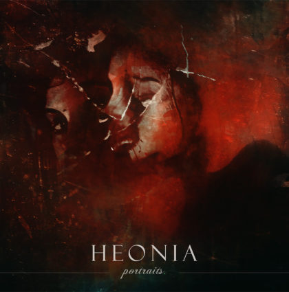 "Heonia ""Portraits"" CD Artwork"