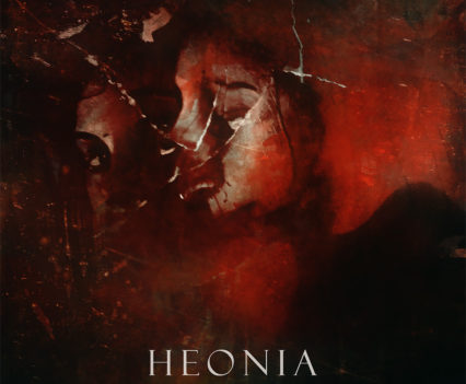 Heonia Portraits CD Cover Artwork by Aégis Illustration