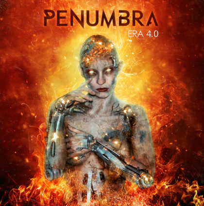 "Penumbra ""Era 4.0"" Album Artwork"