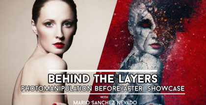 Behind the Layers: Before and After Photoshop