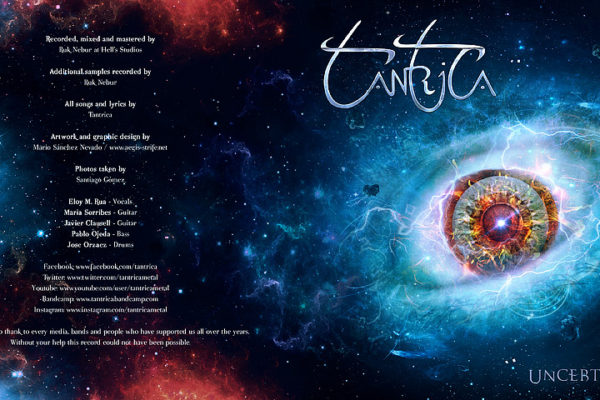 tantrica booklet 0 by Aegis Illustration