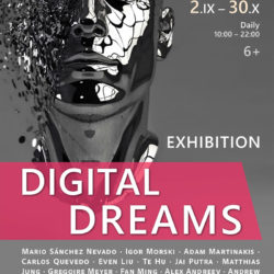 Digital Dreams Exhibition – Perinnye Ryady, St. Petersburg