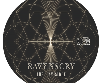 Ravenscry - The Invisible cd