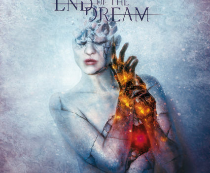 End of the dream - Until you break CD cover artwork by Mario Sanchez Nevado