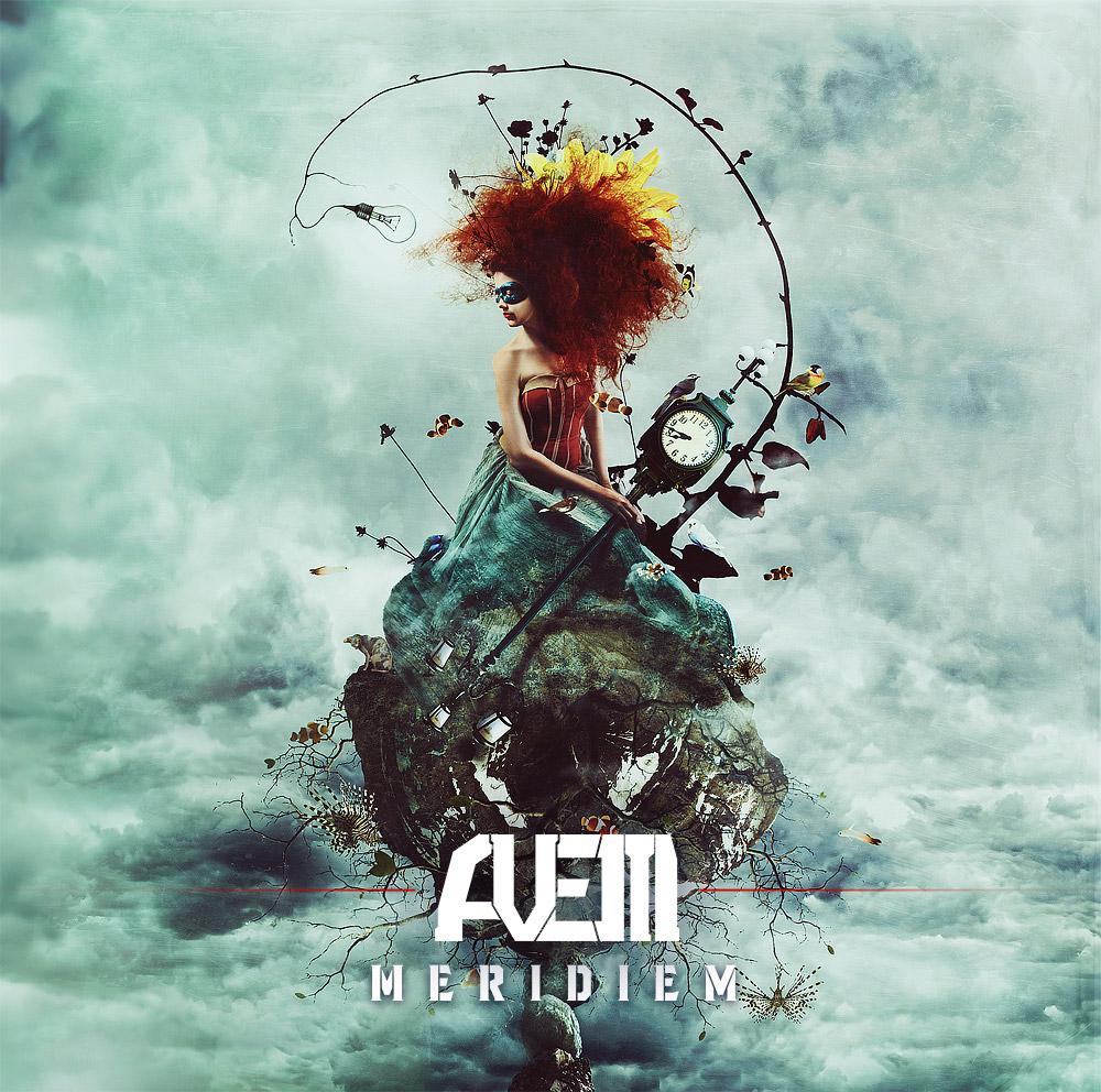 Avem - Meridiem Cover Artwork by Mario Sánchez Nevado