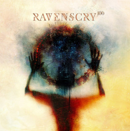 "Ravenscry ""100"" CD Artwork"