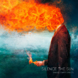 Silence the Sun - Sailing Empty Streets CD Artwork