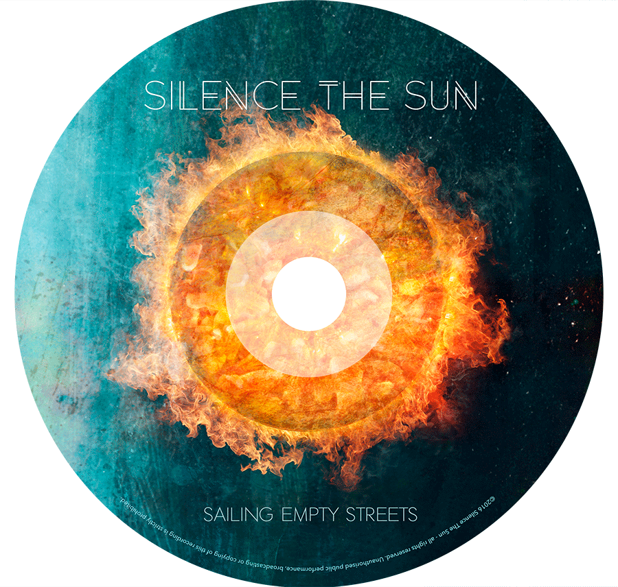Silence the Sun CD Design by Mario Nevado